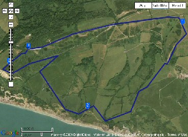 Stonebarrow Loop