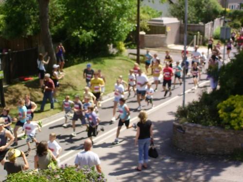 2010 Charmouth Challenge Fun Run